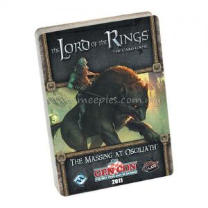 The Lord of the Rings LCG: Massing at Osgiliath