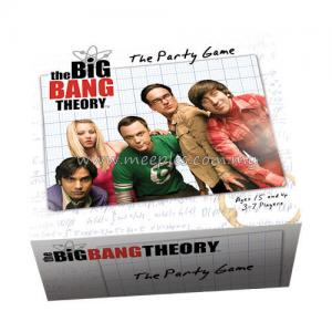 The Big Bang Theory: The Party Game
