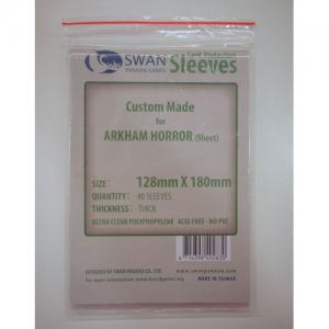 Sleeves 128mm x 180mm (thick)