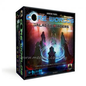 Core Worlds: Galactic Orders
