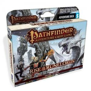 Pathfinder Adventure Card Game: Rise of the Runelords - Sins of the Saviors