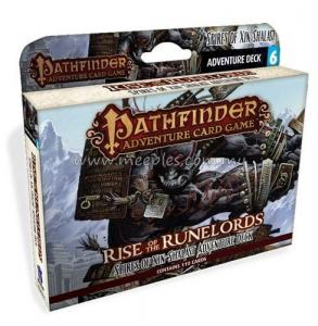 Pathfinder Adventure Card Game: Rise of the Runelords - Spires of Xin-Shalast