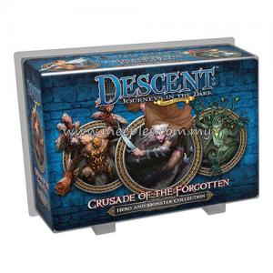 Descent: Journeys in the Dark (Second Edition) - Crusade of the Forgotten