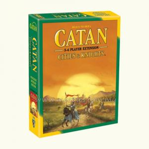 Catan: Cities & Knights 5-6 Player Extension (5th Edition)