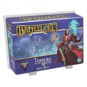 BattleLore (Second Edition): Terrors of the Mists