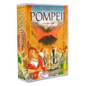 The Downfall of Pompeii (Second Edition)