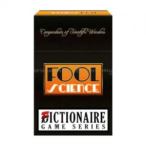 Fictionaire: Fool Science: Scientific Wonders