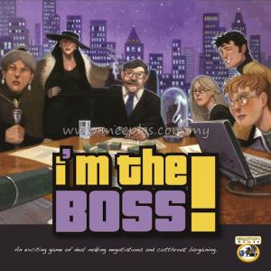 I'm the Boss! (Gryphon Games English Edition)