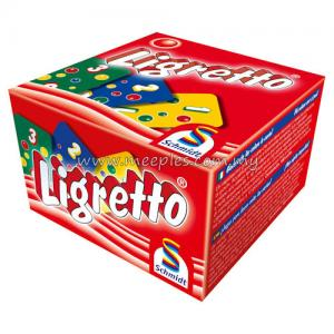 Ligretto: Red Set 樂可多: 紅色