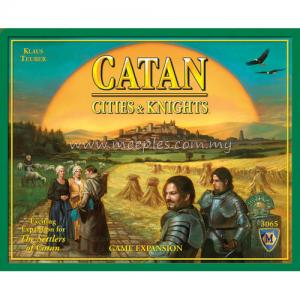 Catan: Cities & Knights (4th Edition)